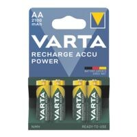 Varta Piles rechargeables « RECHARGE ACCU Power » Mignon / AA / HR6