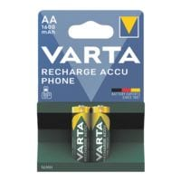 Varta Piles rechargeables « RECHARGE ACCU Phone » Mignon / AA / HR6