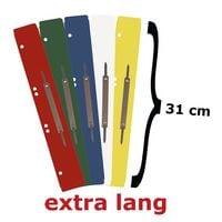 OTTO Office Baguettes de reliure en plastique «XL» 125 pièces