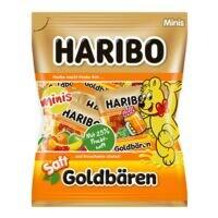 Haribo Bonbons gélifiés « Mini Saft Goldbären »