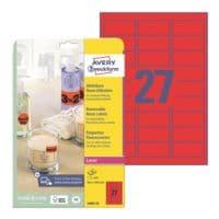 Avery Zweckform Paquet de 675 étiquettes fluo