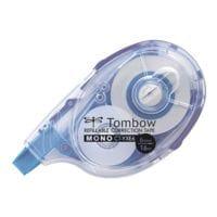 Tombow Roller de correction rechargeable Mono, 6 mm / 16 m