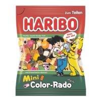 Haribo Bonbons gélifiés « Color-Rado mini »