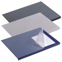 Durable Sous-main - rectangulaire - support transparent