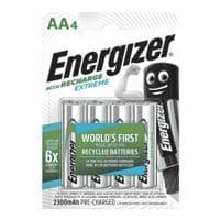 Energizer Piles rechargeables / AA / HR6 (4 pièces - 2300 mAh)
