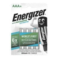 Energizer Piles rechargeables Micro / AAA / HR03