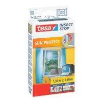 tesa Moustiquaire « Sun Protect » 55806 pour fenêtres