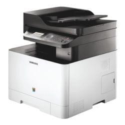 Samsung CLX-4195FN Imprimante multifonction, A4 imprimante laser couleur, 9600 x 600 dpi, avec LAN