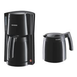 SEVERIN Machine à café avec 2 carafes isothermes « KA 9234 »