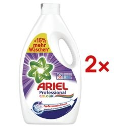 2x lessive « Ariel Professional Colour »
