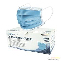 OFM Medical Paquet de 50 masques respiratoires type II R