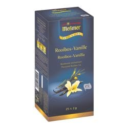 Meßmer Infusion « Rooibos-Vanille »