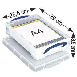 Really Useful Box Boîte de rangement 4 litres