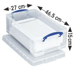 Really Useful Box Boîte de rangement 12 litres
