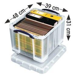 Really Useful Box Boîte de rangement 35 litres