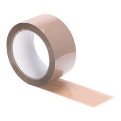 ruban adhésif d'emballage Budget, 48 mm de large, 66 m de longueur
