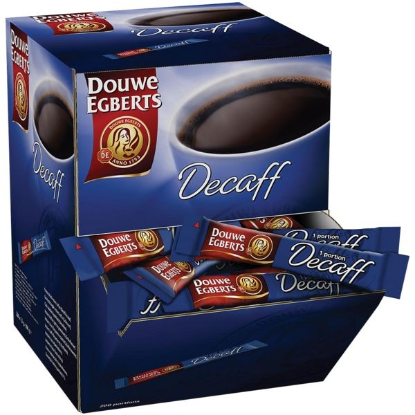 DOUWE EGBERTS Sticks café « Decaff »