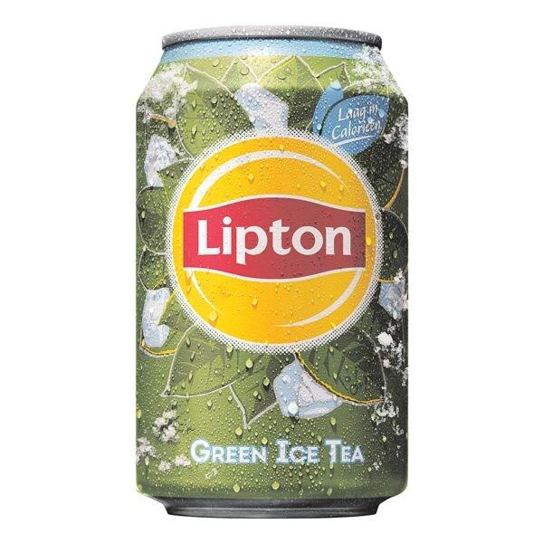 Lipton Boisson rafraîchissante « Green Ice Tea »