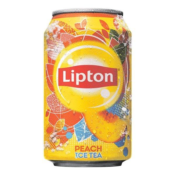 Lipton Boisson rafraîchissante « Pêche »