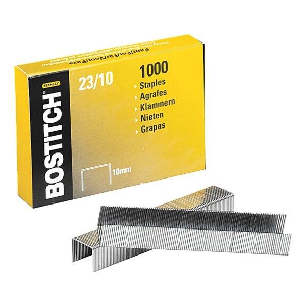 Bostitch Agrafes « 23-10-1M« », 10 mm