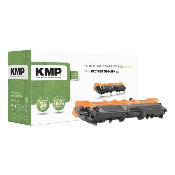KMP Toner équivalent Brother « TN-241BK »