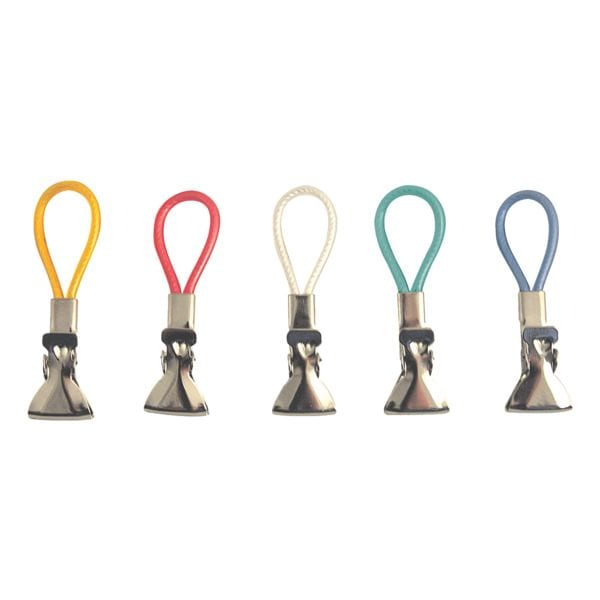 Clips accroche-torchons