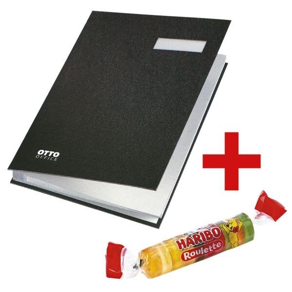 OTTO Office 2x parapheur avec bonbons gélifiés « Roulette »