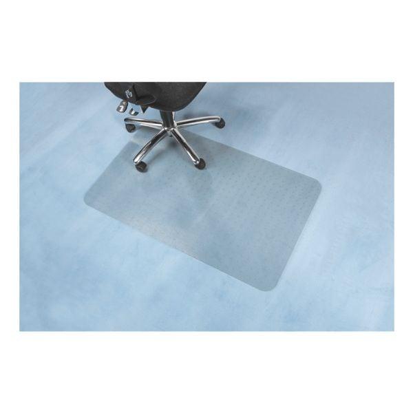 plaque protège-sol pour moquettes, PET, rectangulaire 75 x 120 cm, OTTO Office Nature Plaque protège-sol pour moquettes