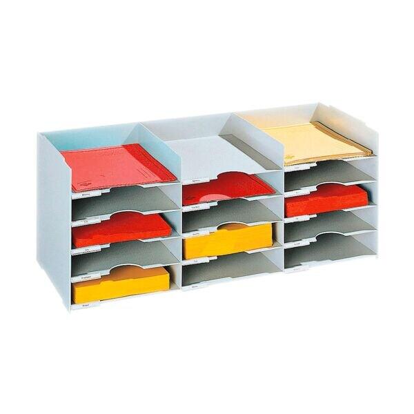 Paperflow Module de classement « 15 compartiments » A4