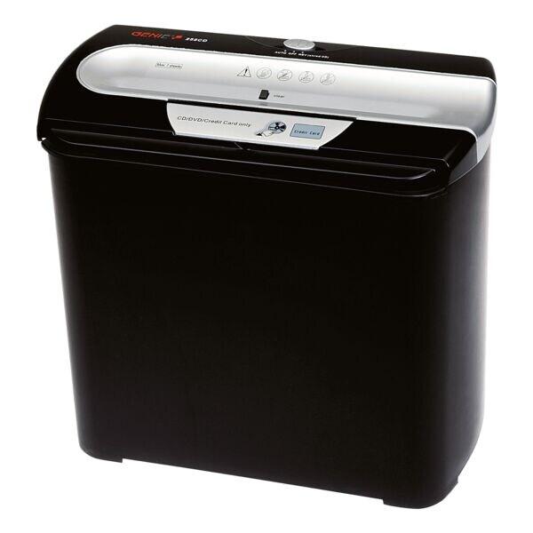 destructeur de documents GENIE 255 CD, Niveau de sécurité 1, coupe « fibres » (7 mm), jusqu'à 7 feuille(s)
