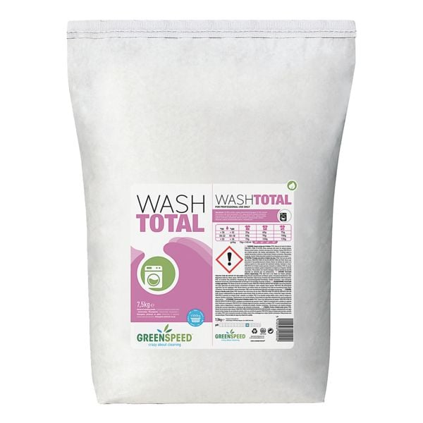 GREENSPEED Lessive « Wash Total »