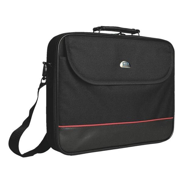 PEDEA Sacoche pour ordinateur portable « Trendline » jusqu'à 39,6 cm (15,6