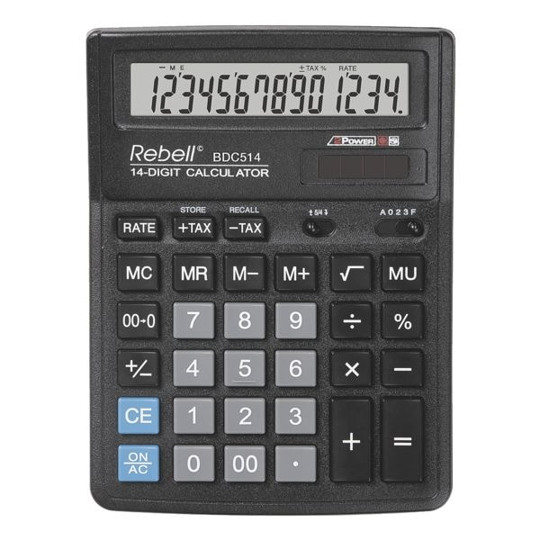 Rebell Calculatrice « BDC514 »