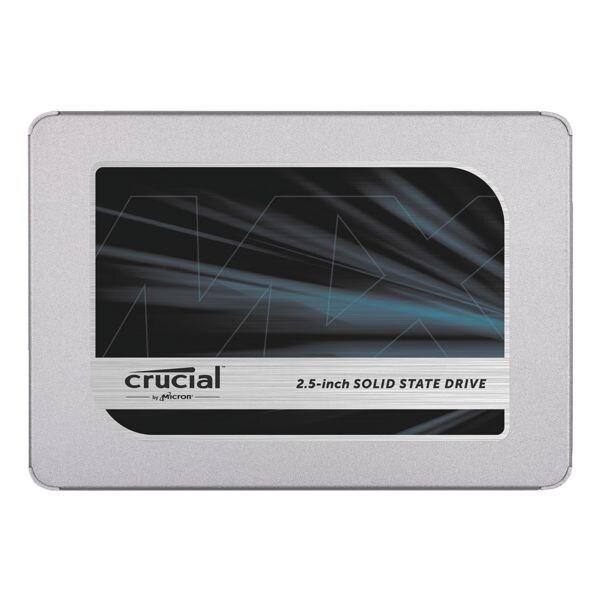 crucial MX500 500 GB, 6,35 cm (2,5 pouces)