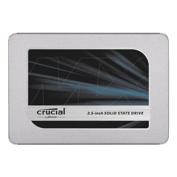 crucial MX500 1 TB, 6,35 cm (2,5 pouces)