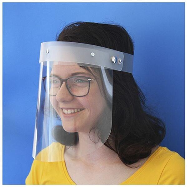 Kim Kranholdt Visière pour protection du visage « Face Shield »