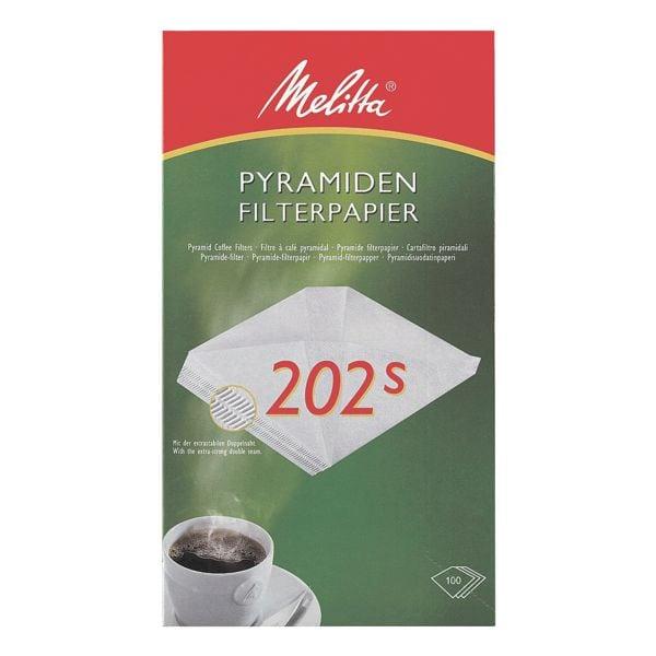 Melitta Filtres à café pyramidaux « 202 »