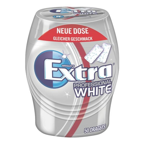 WRIGLEY´S Extra PROFESSIONAL Chewing-gums «Extra Professional White»