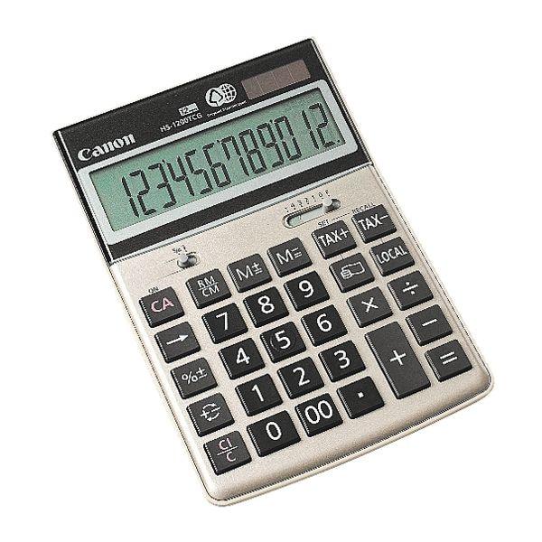 canon calculatrice de poche hs 1200tcg acheter prix conomique chez otto office. Black Bedroom Furniture Sets. Home Design Ideas