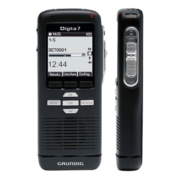 GRUNDIG Business Systems Dictaphone numérique « Digta 7 »