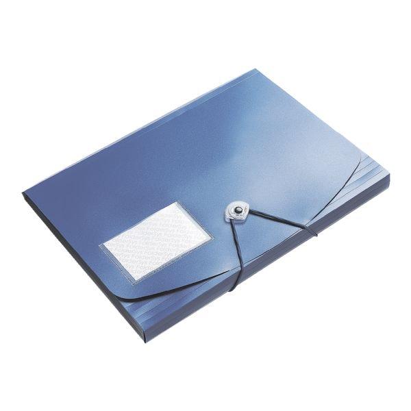 Foldersys Chemise à élastiques A4 « Jumbo »