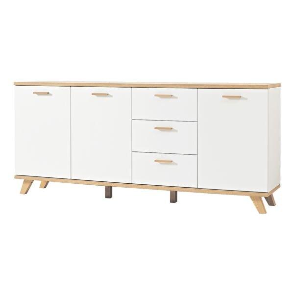 sideboard 40cm tief preisvergleiche erfahrungsberichte. Black Bedroom Furniture Sets. Home Design Ideas