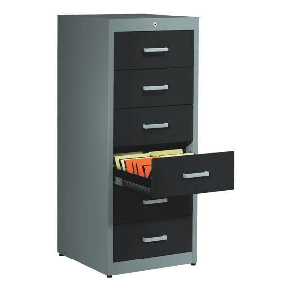 Karteischrank für DIN A5 quer bei Office Discount - Bürobedarf