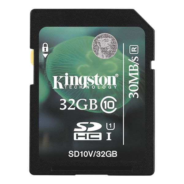 SDHC-Speicherkarte »SD10V/32GB« von Kingston,