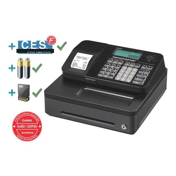 Kasse »SE-S100SB-BK-FIS« bei Office Discount - Bürobedarf