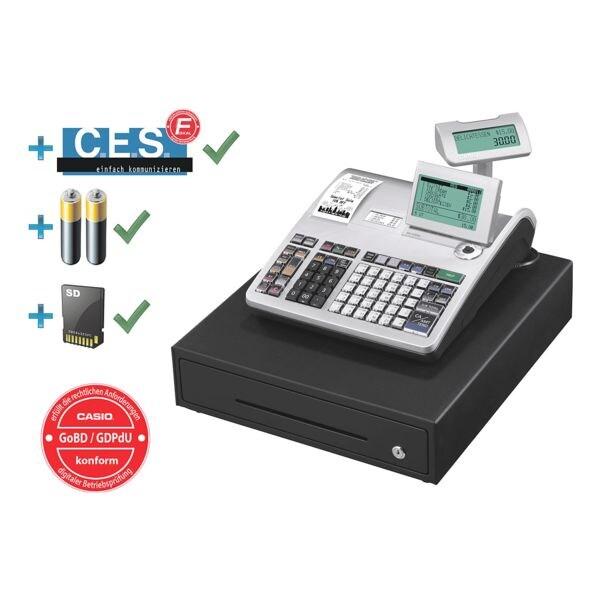 Kasse »SE-S3000MB-SR-FIS« bei Office Discount - Bürobedarf