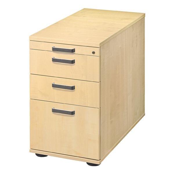 Standcontainer »OTTO Office Line III« mit Hängeregistratur | Büro > Büroschränke > Container | OTTO Office Premium
