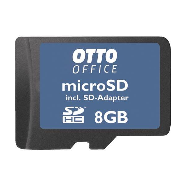 microSDHC-Speicherkarte »8GB« bei Office Discount - Bürobedarf