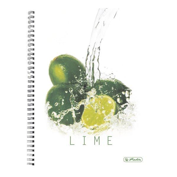 Collegeblock »Limette«