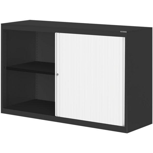Aufsatzelement für Stahlschrank mit Rollladen »Kontoro« 125 cm | Büro > Büroschränke > Aktenschränke | mauser